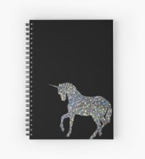 Cuaderno de espiral Unicornio Holo