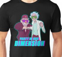 Party Grampstas- GF/RNM Crossover Picture Unisex T-Shirt