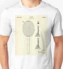 Racket String-1946 Unisex T-Shirt