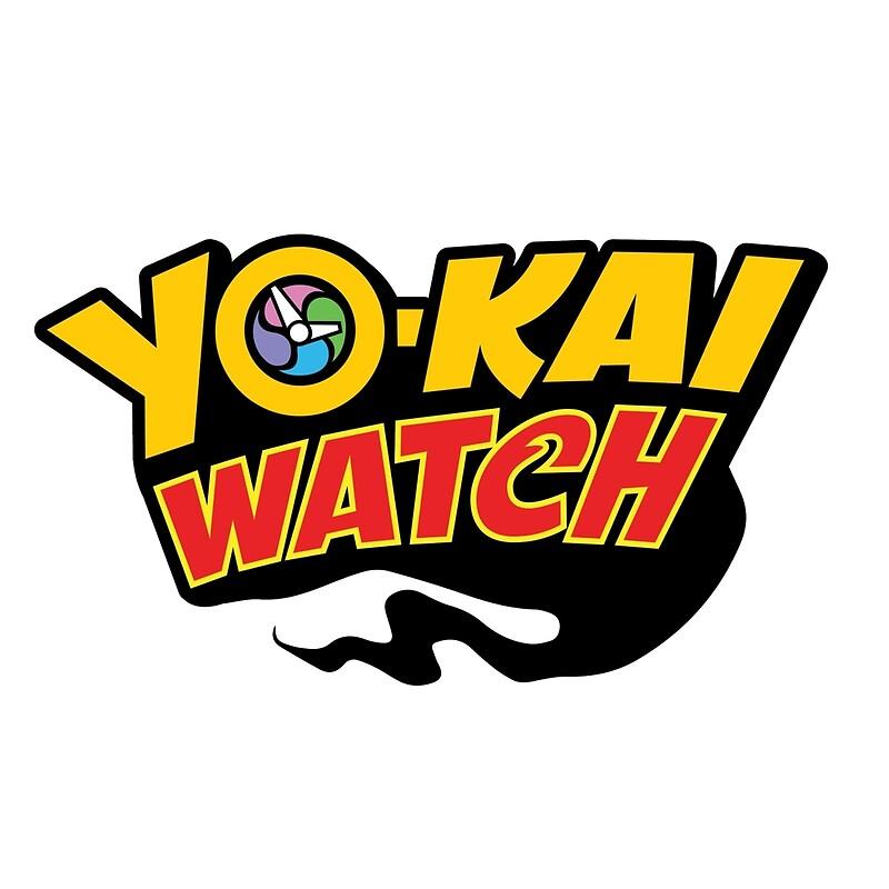 """yokai watch logo"""" metal printscarnet   redbubble"""