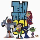 Teen Titans Go! by Carnet