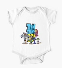 Teen Titans Go! One Piece - Short Sleeve