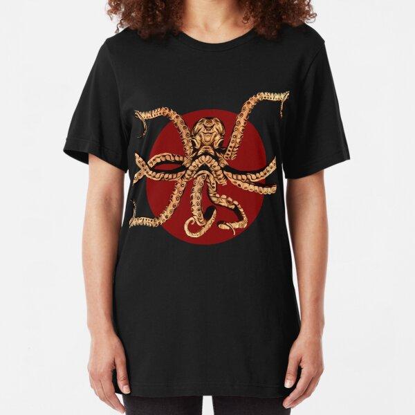 Kraken Slim Fit T-Shirt