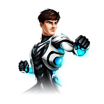 Max Steel by Carnet