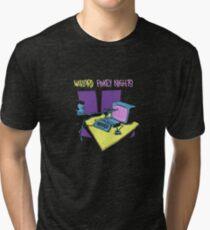 Warlord - Pokey Nights Tri-blend T-Shirt