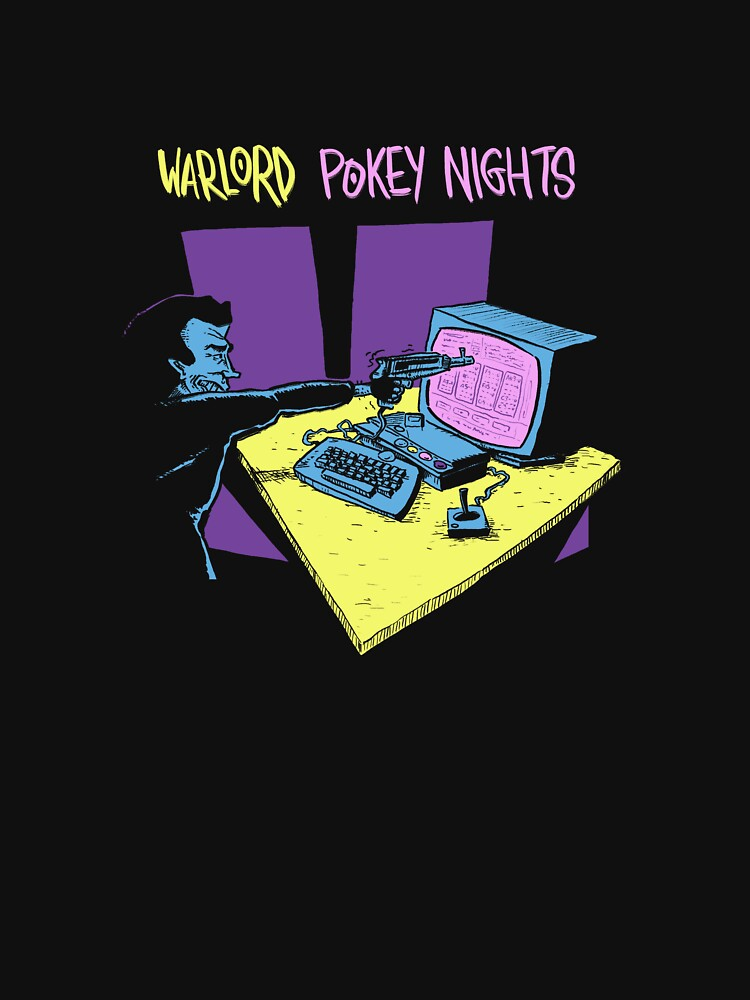 Warlord - Pokey Nights by nutikka