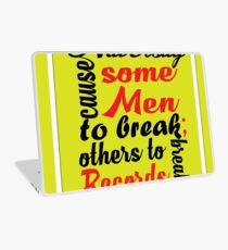 adversity causes some men to break