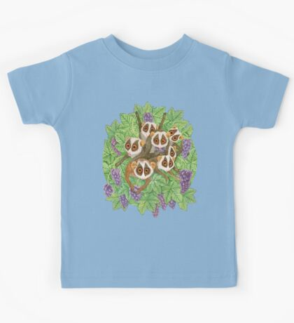 Monkey Loris Family Kids Clothes