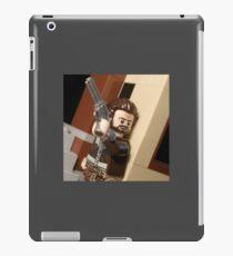 Lego Brick Grimes iPad Case/Skin