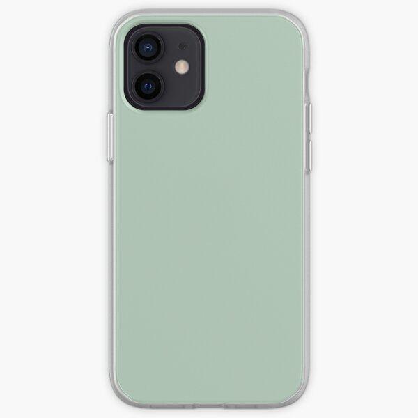 Sage Green iPhone Soft Case