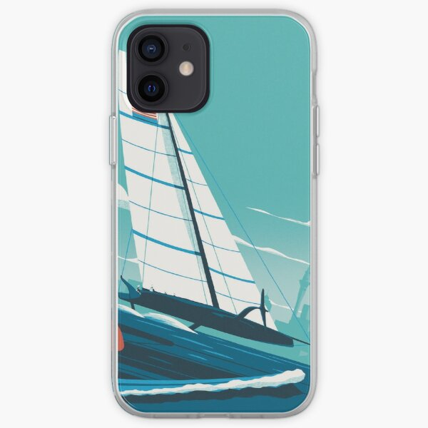 America's Cup - American Magic Poster - Auckland 2021 iPhone Soft Case