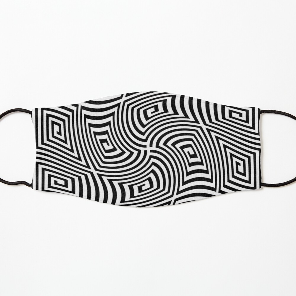 Optical Illusions,  ur,kids_mask_7x3_flatlay_front,product,1000x1000