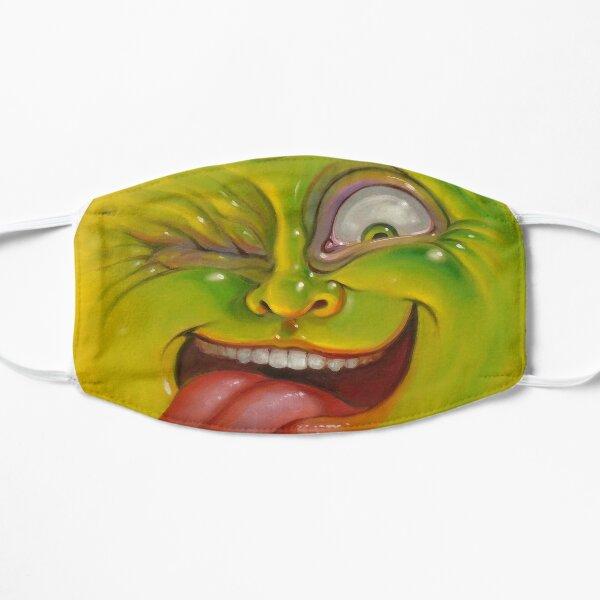 Green Jelly Head Flat Mask