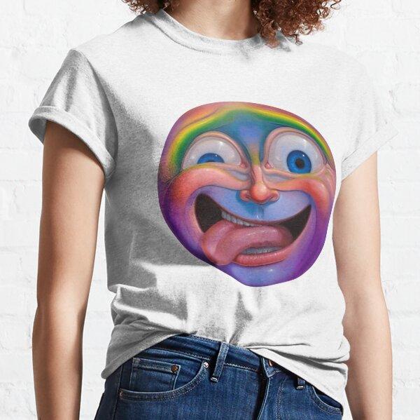 Crazy Face Classic T-Shirt
