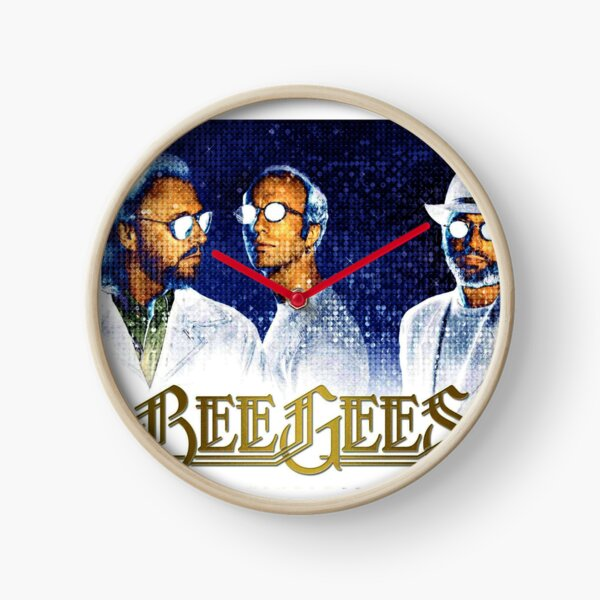 bee gees hitss Clock