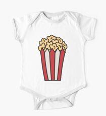 Popcorn Kurzärmeliger Einteiler