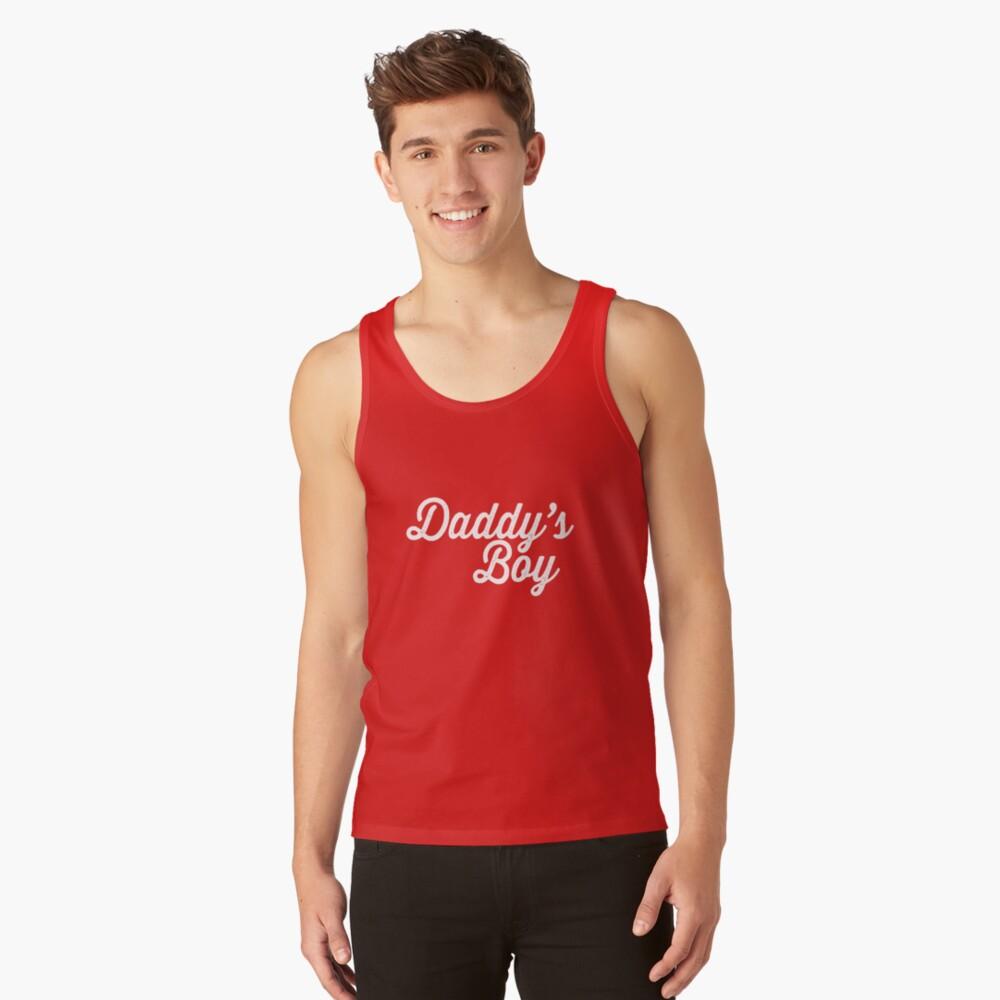Daddy's Boy - Unbreakable Kimmy Schmidt Tank Top