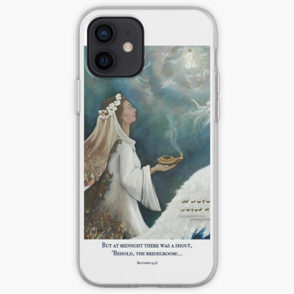 The Bride of Christ  iPhone Soft Case