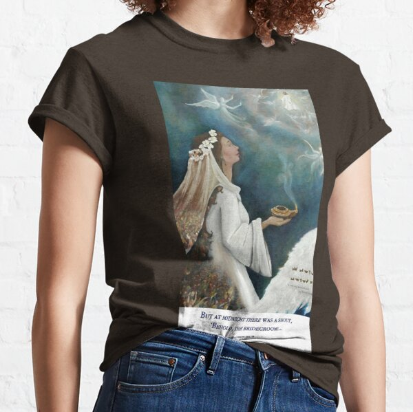 The Bride of Christ  Classic T-Shirt