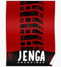 Jenga Unchained Poster