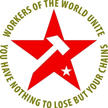 Workers of the World Socialist Red Star by NeoFaction