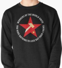 Arbeiter des World Socialist Red Star Sweatshirt