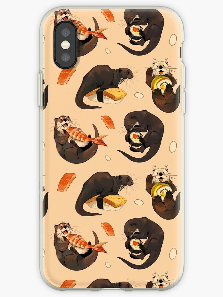 coque iphone 6 loutre