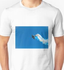Up In the Big Blue Unisex T-Shirt