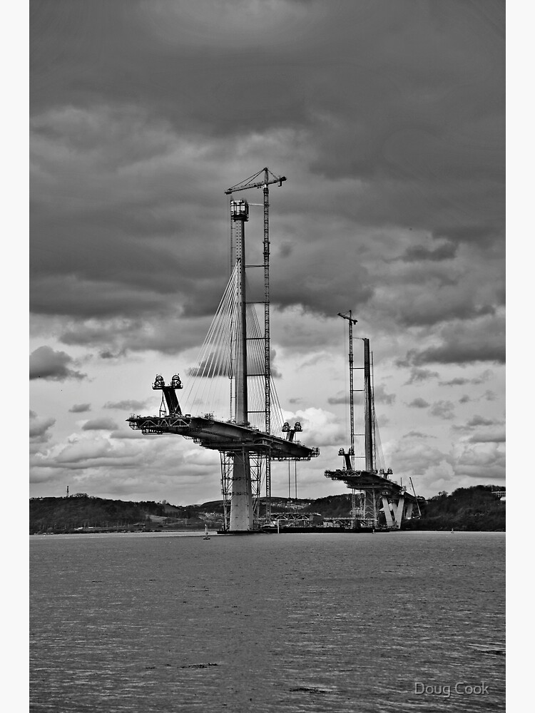 Queensferry Crossing by DougCook