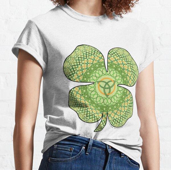 Celtic Shamrock Classic T-Shirt