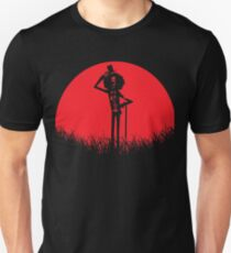 Soul King Brook SHP Red Moon T-Shirt