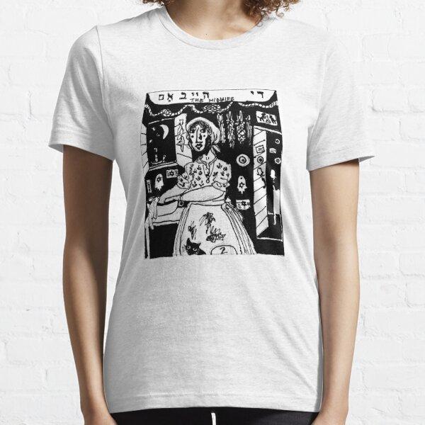 La sage-femme Shtetl T-shirt essentiel