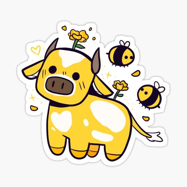 Moobloom Sticker