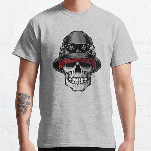 Lowrider Skull Classic T-Shirt