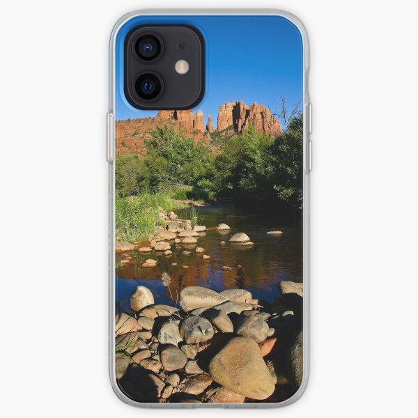 Cathedral Rock & Oak Creek iPhone Soft Case