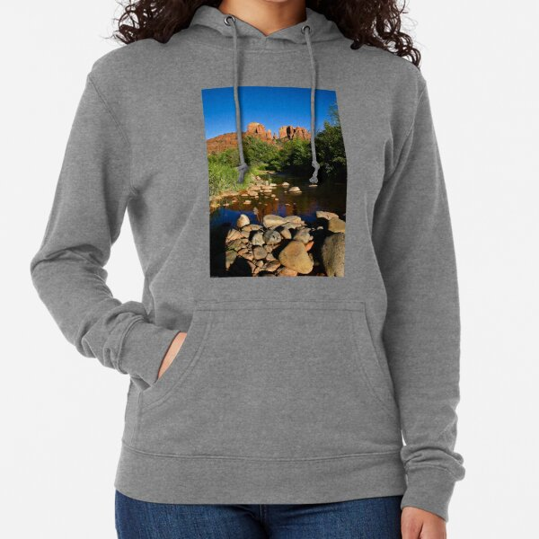 Cathedral Rock & Oak Creek Lightweight Hoodie