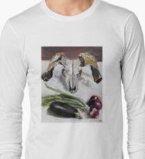 Binki onions egg plant and ram T-Shirt