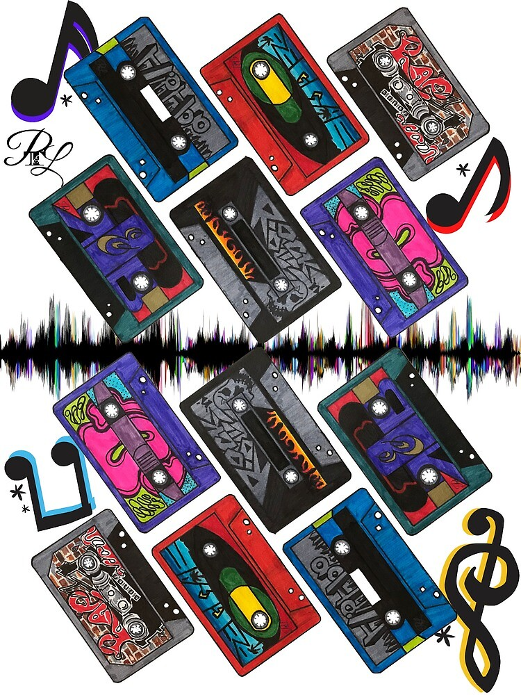 The Cassette Tapes Music  by PTnL