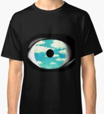 "Optimistic ""false"" mirror Classic T-Shirt"