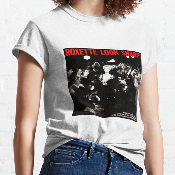 News-the-Roxette Classic T-Shirt
