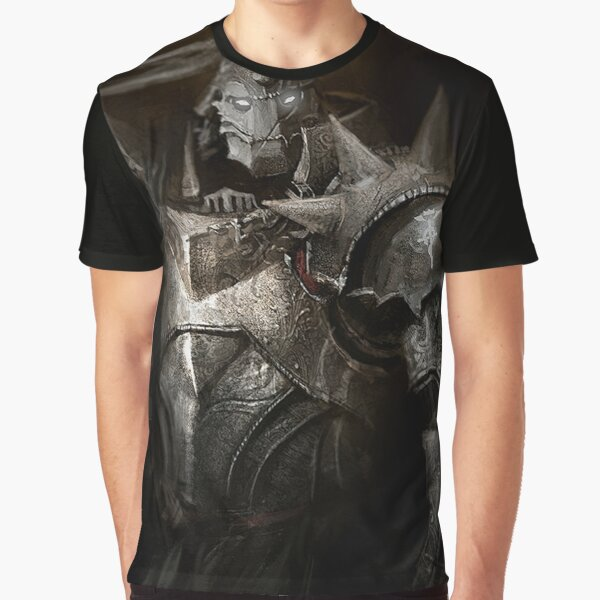 Alphonse Elric  Graphic T-Shirt