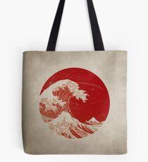 Hokusai - pillow Tote Bag