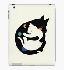 More Hugs Less Fights iPad Case/Skin