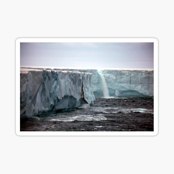 The Brasvellbreen Glacier Sticker