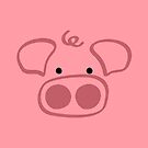 Piggy Face by Sonia Pascual