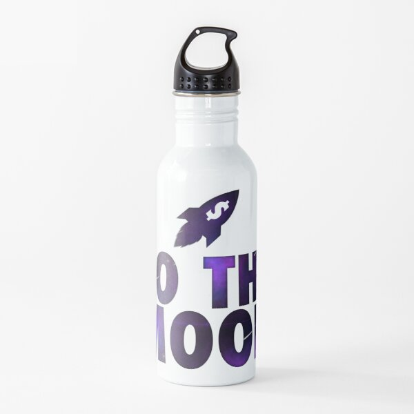 TO THE MOON Water Bottle