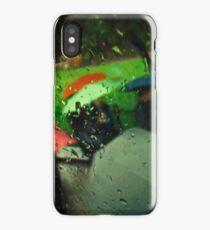 Umbrellas Of Verona iPhone Case/Skin
