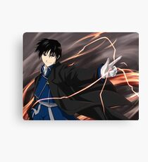 Roy Mustang  Canvas Print