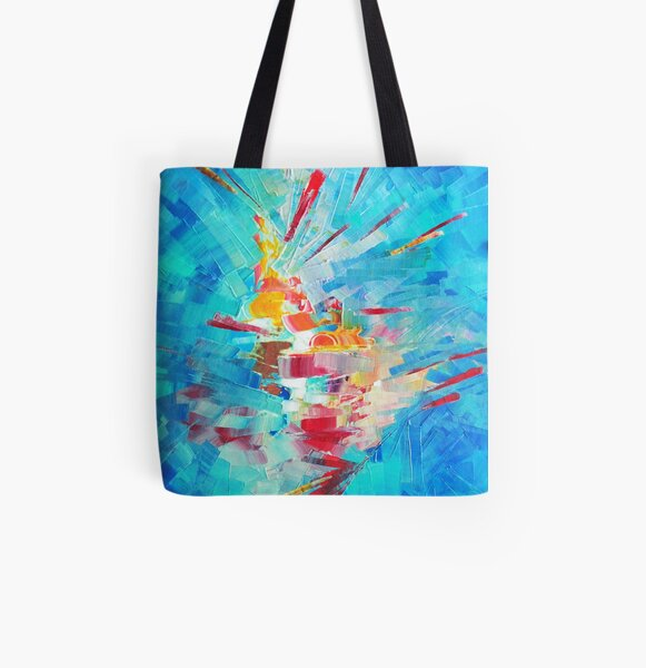 Ad Astra Tote bag doublé