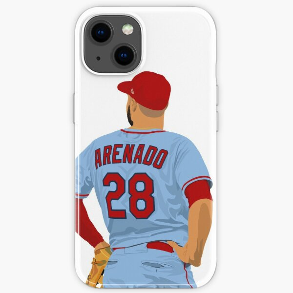 Nolan Arenado 28 iPhone Soft Case